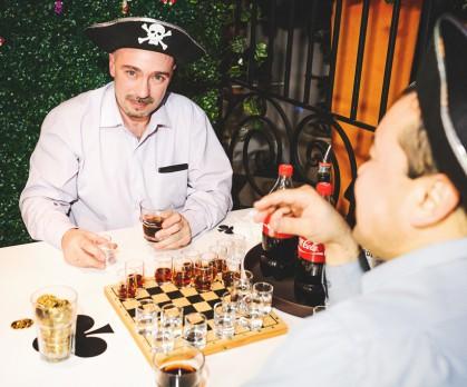 Большое пиратское новогоднее приключение alpla